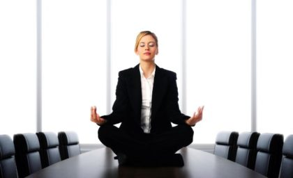 The 'mindfulness' movement…